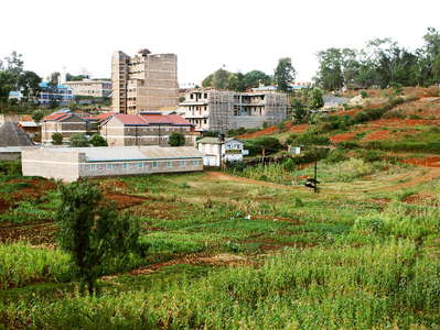 Nyeri  |  Urban rurality