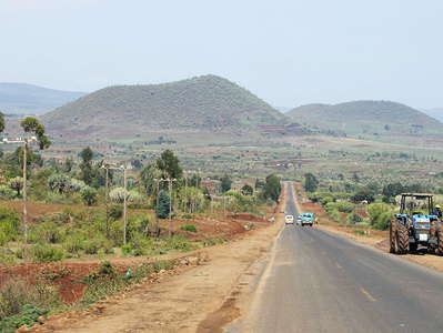 Mount Kenya Ring Road