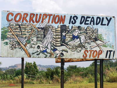 Kayabwe  |  Corruption is deadly