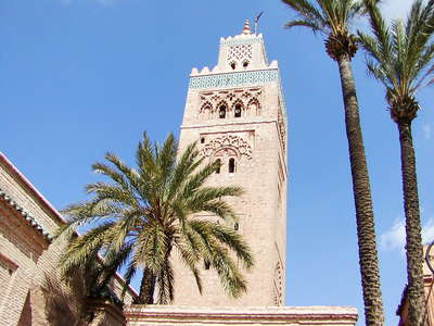 Marrakech  |  Koutoubia Mosque
