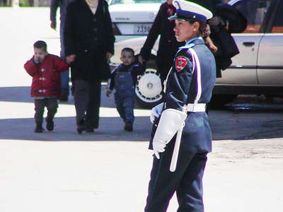 Ifrane  |  Police woman