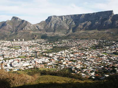 Cape Town  |  Table Mountain