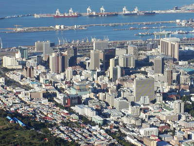 Cape Town  |  International CBD