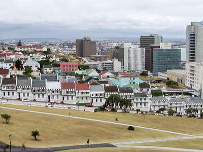 Port Elizabeth  |  International CBD