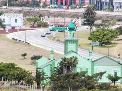 Port Elizabeth  |  Masjied-Ul-Aziz