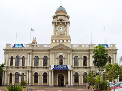 Port Elizabeth  |  Town hall