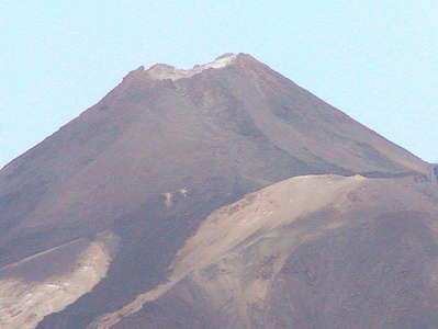 Pico del Teide  |  Summit area
