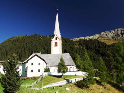 St. Sigmund im Sellrain | Church
