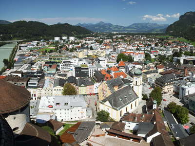 Kufstein and Inntal Valley