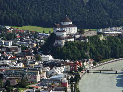 Kufstein with Fortress