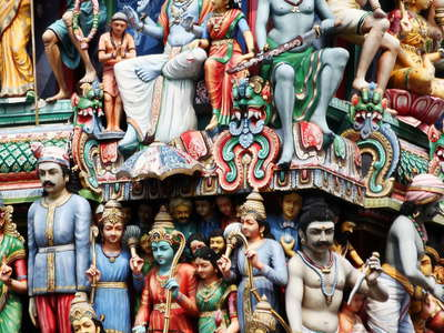 Chinatown  |  Sri Mariamman Temple