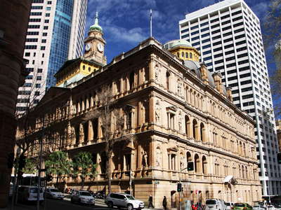 Sydney  |  Old building in the CBD