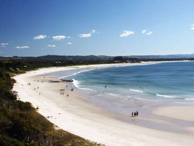 Byron Bay  |  Clarkes Beach
