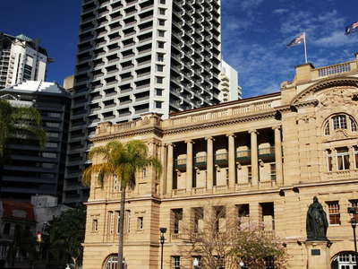 Brisbane  |  Land Administration Building