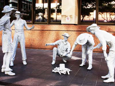 Brisbane   |  The Drovers