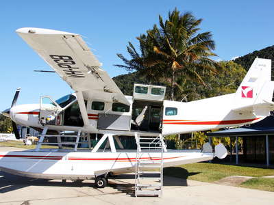 Whitsunday Airport  |  Seaplane