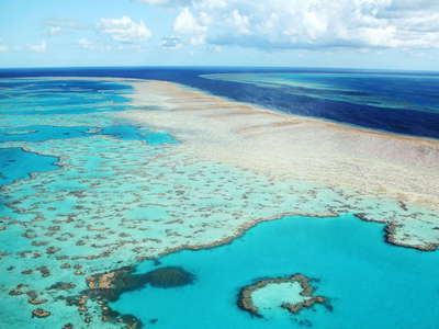 Great Barrier Reef  |  Hardy and Hook Reefs