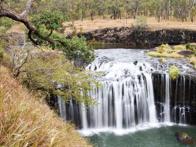 Atherton Tablelands   |  Millstream Falls