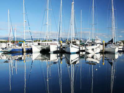Port Douglas  |  The Reef Marina
