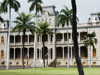 Honolulu  |  'Iolani Palace