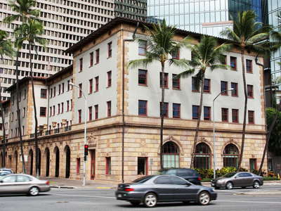 Honolulu  |  Dillingham Transportation Building