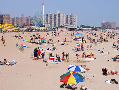 Coney Island  |  Beach