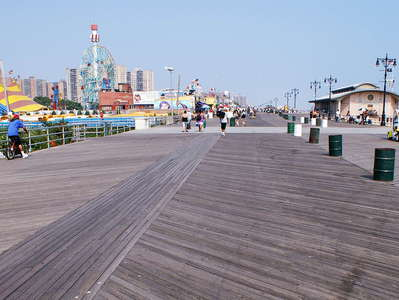 Coney Island  |  Boardwalk