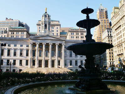 Brooklyn Borough Hall