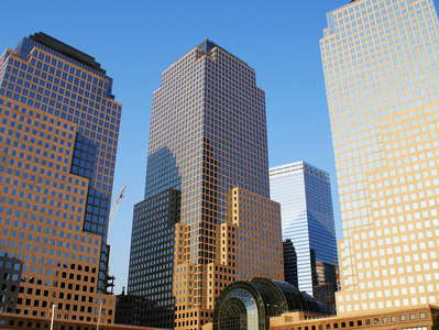 Lower Manhattan  |  World Financial Center