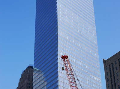 Lower Manhattan  |  Seven World Trade Center