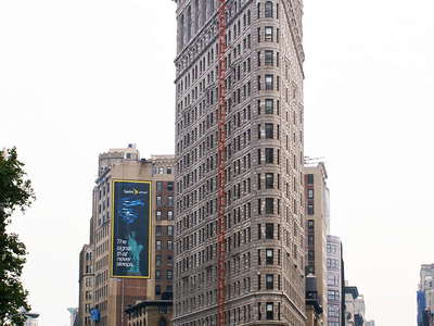 Midtown Manhattan  |  Flatiron Building