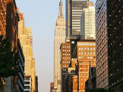 Midtown Manhattan  |  34th Street