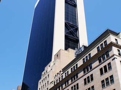 Midtown Manhattan  |  Solow Building