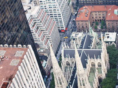 Midtown Manhattan  |  St. Patrick's Cathedral