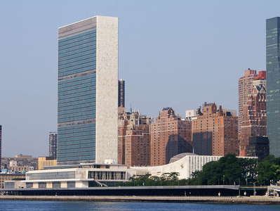 Midtown Manhattan  |  UN Headquarters