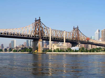 Queensboro Bridge and Roosevelt Island