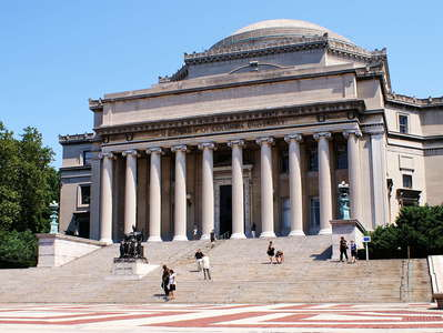 Upper Manhattan  |  Columbia University