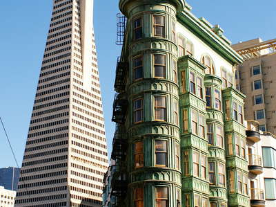 San Francisco  |  Old and new