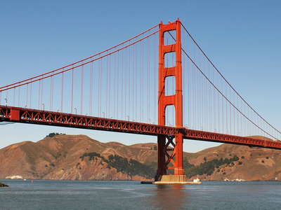 San Francisco  |  Golden Gate Bridge