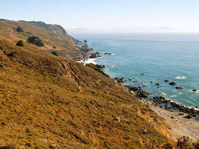 Marin County  |  Pacific coast