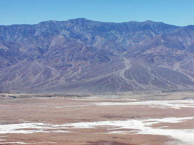 Death Valley with Telescope Peak