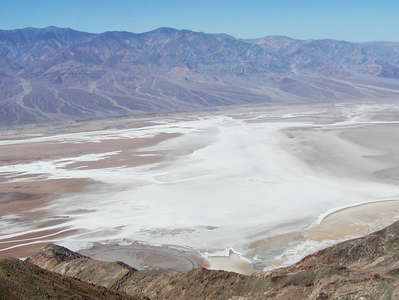 Death Valley  |  Badwater Basin