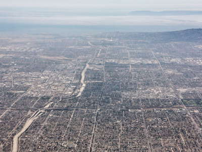 Los Angeles Basin  |  Suburbs