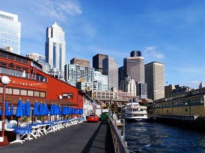 Seattle  |  Waterfront