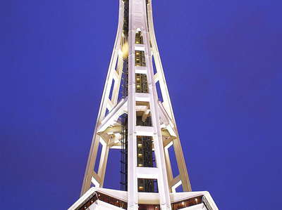 Seattle  |  Space Needle