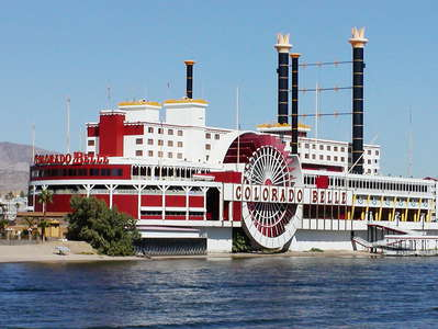 Laughlin  |  Colorado Belle Hotel