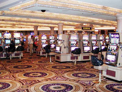 Las Vegas  |  Gambling hall