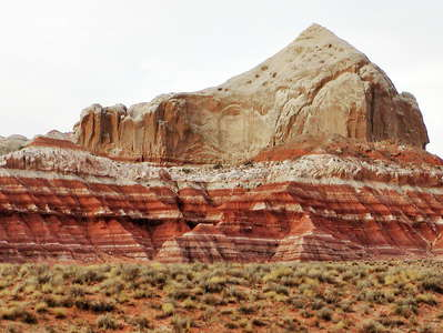 Paria (Utah)  |  Rock formation