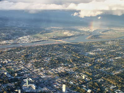Vancouver  |  Surrey and Fraser River