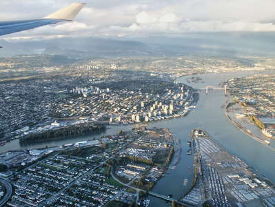 Vancouver  |  Fraser River and New Westminster